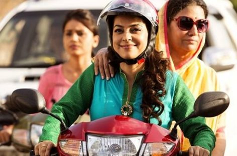 Juhi Chawla encouraged me to take up 'Chalk N Duster' – Shabana