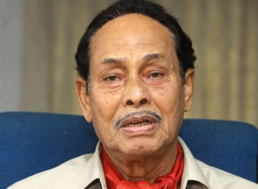 Ershad is relaxed after making 'best decision' in politics