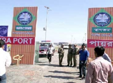 Indian companies interested to build deep seaport