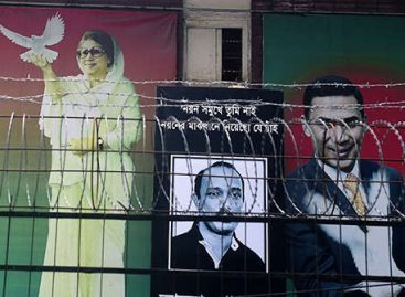 Politics in Bangladesh: On the boil
