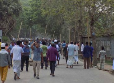 Two people killed in polls-related violence