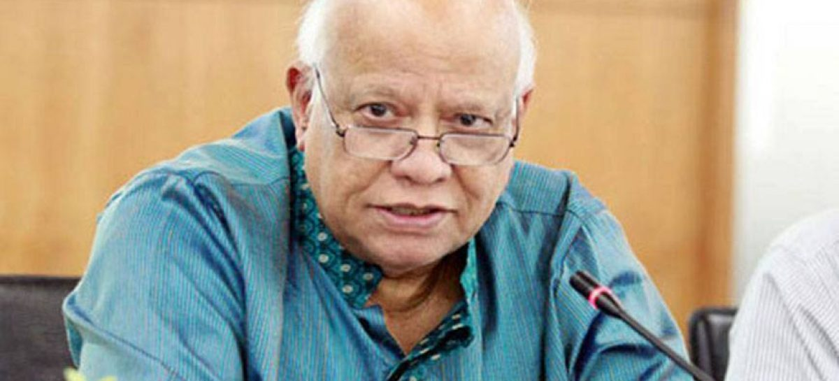 Growth rate will be above 7%: Muhith