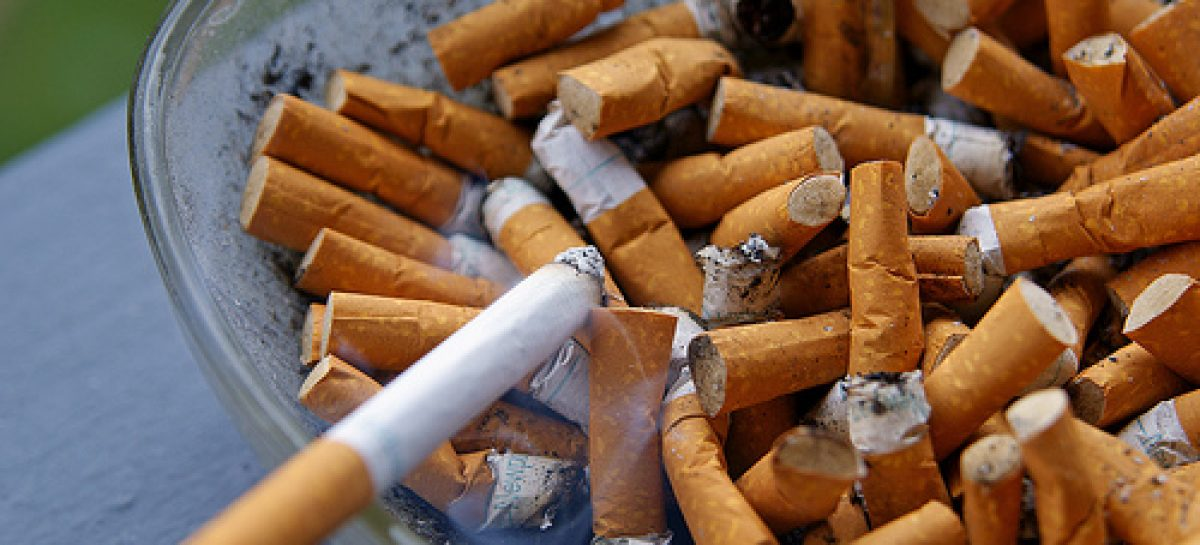 Hike in excise duty on tobacco products demanded
