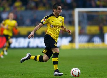 ManU make improved bid for Borussia Dortmund star