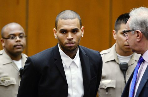Chris Brown released from jail on $250,000 bail