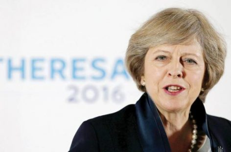 May: Brexit may bring difficult times