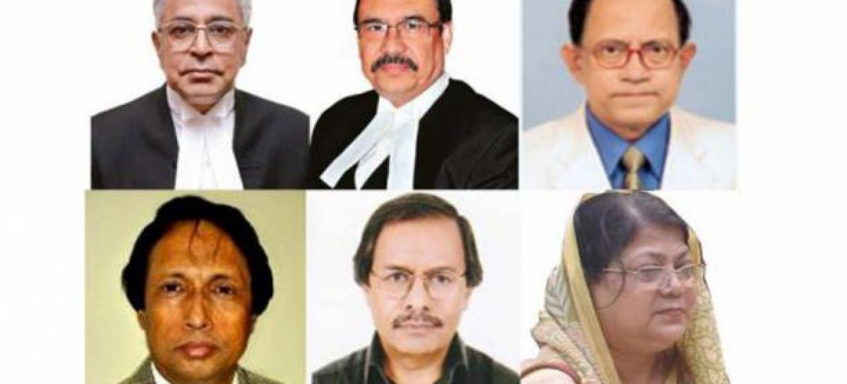Justice Syed Mahmud Hossain to head EC search committee