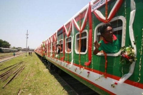 Services of Bonolata Express to be extended to Chapainawabganj: Minister