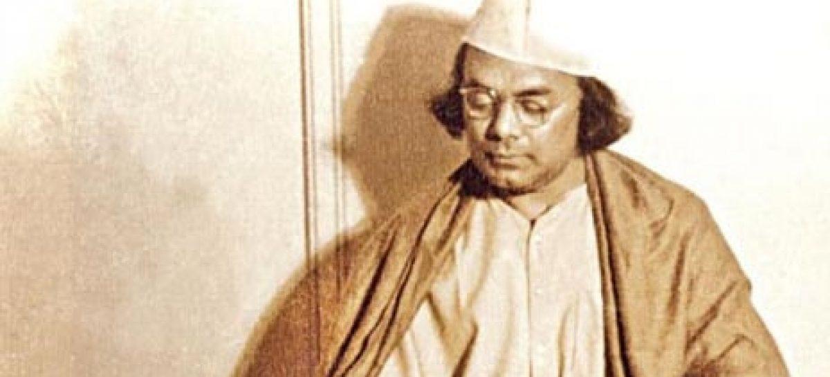Kazi Nazrul Islam chobi